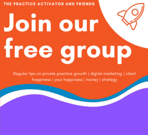 Free private practice group